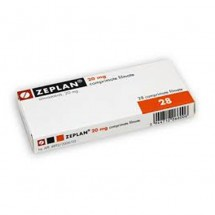 Zeplan 20mg x28comprimate filmate ARM