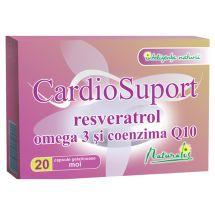 Naturalis Cardiosuport x 20cpr.