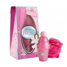 Grace Cole - Set Glitter Fairies Fetite (Gel dus 100 ml, Burete baie)