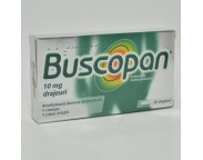 Buscopan 10 mg x 20 draj.