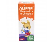 Alinan Mg - B complex kids sirop x 150 ml