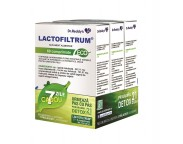 Pachet Lacto-Filtrum Eco, 60 tablete, 2+1