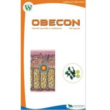 Obecon supliment alimentar, 60 capsule