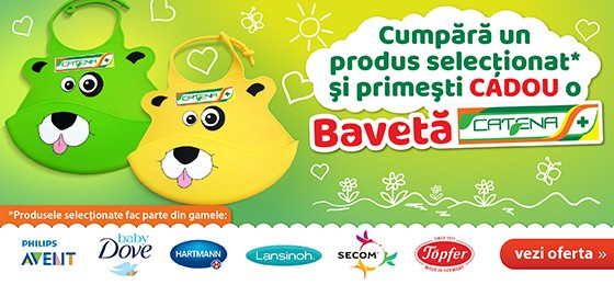 Voucher Baveta Catena